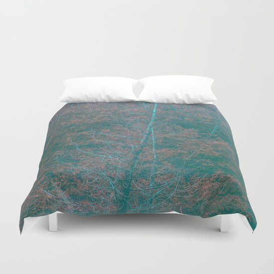 Desolate Thoughts Duvet Cover