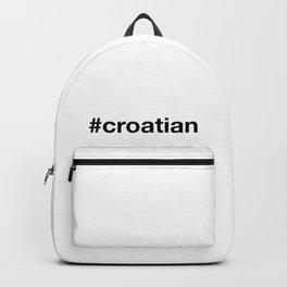 CROATIA Backpack