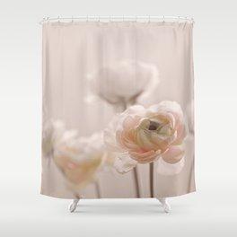 ROSE FLOWERS 1 Shower Curtain