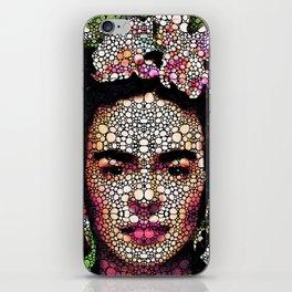 Frida Kahlo Art - Define Beauty iPhone Skin