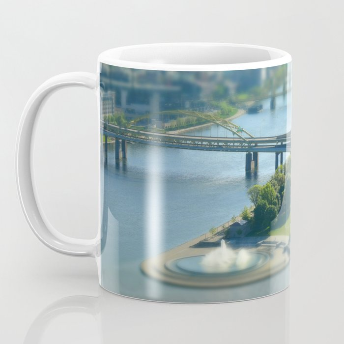 Point State Park in Pittsburgh 16 Coffee Mug