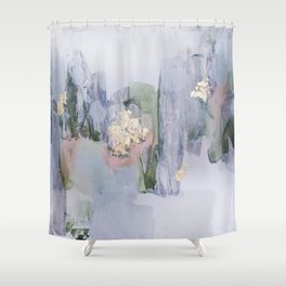 Leverage Shower Curtain