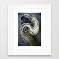 woody Framed Art Prints featuring Woody by chavela