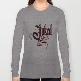 Inked Awesome Tattoo Artist & Lover Long Sleeve T-shirt