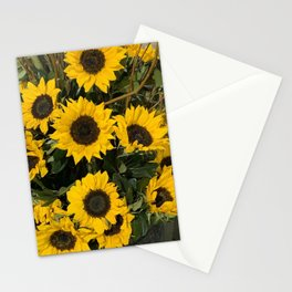 Florals at the Shore  Stationery Cards