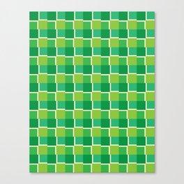 Tiles Variation II Canvas Print