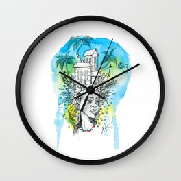 inocencia Wall Clock