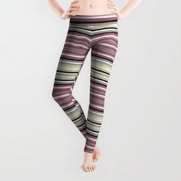 Horizontal stripe.3 Leggings