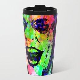 Smiley Travel Mug
