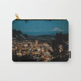 Portland Skyline Carry-All Pouch