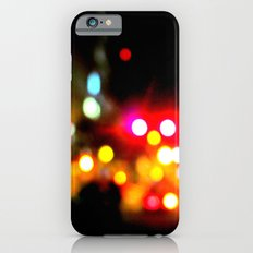 bokeh in manhattan iPhone 6s Slim Case