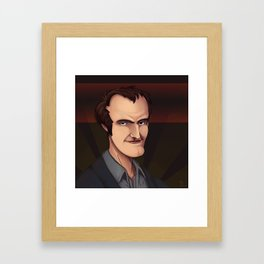 """""""Quentin"""" by Kailyn Boehm Framed Art Print"""