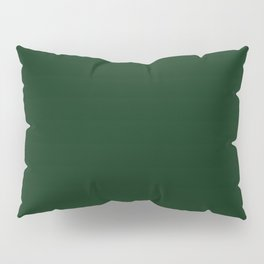 Simply Tree Green Color Pillow Sham