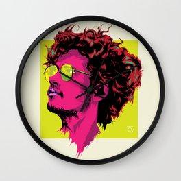 Omar Rodriguez Lopez Wall Clock