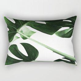 Monsterras Rectangular Pillow