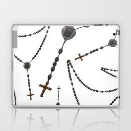 Wooden Rosary I Laptop & iPad Skin