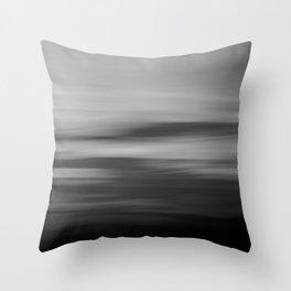 Sea & Sky abstract Throw Pillow