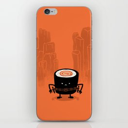 Everyone Know Me iPhone Skin