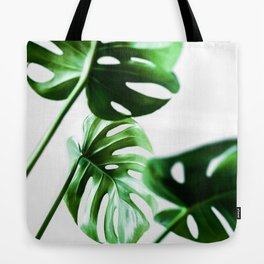 Monstera 4 Tote Bag
