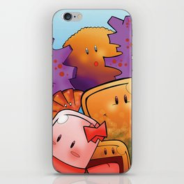 Art Water iPhone Skin