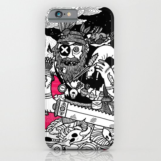 The Taxidermist iPhone & iPod Case