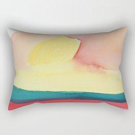 Sunset for Ellen Rectangular Pillow