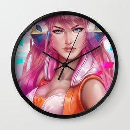 Miss Fortune Wall Clock