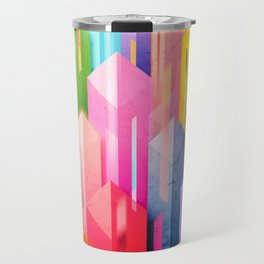 obelisk posture Travel Mug