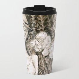 Queenie Metal Travel Mug