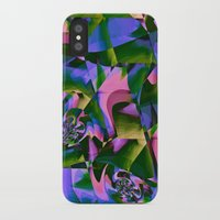 jungle iPhone & iPod Cases featuring Jungle by Truly Juel