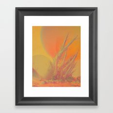 XAMPRO (everyday 02.23.16) Framed Art Print