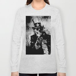 uncle scam Long Sleeve T-shirt