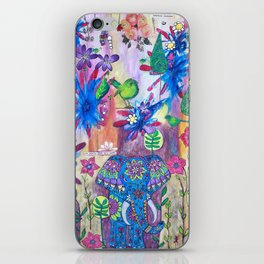 Live Gently Upon This Earth iPhone Skin