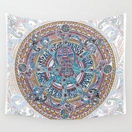 123 - Mandalopus Wall Tapestry