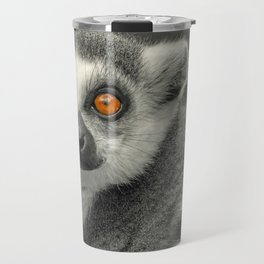 LEMUR PORTRAIT Travel Mug