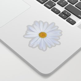 Sunshine daisy Sticker