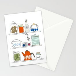 Scandinavian Pantry Stationery Cards
