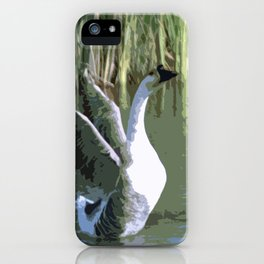 Gunther and Libby iPhone Case