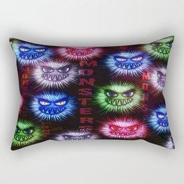 Monsters Rectangular Pillow