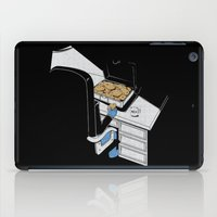 gangster iPad Cases featuring Cookie Gangster by Piopio