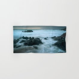 Cornish Coast Hand & Bath Towel