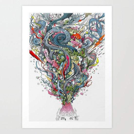 grigri Art Print