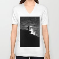 zodiac V-neck T-shirts featuring Zodiac by Astro Nayths