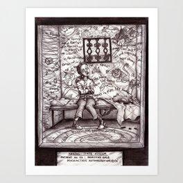 Dorothy Gets Her Home Art Print