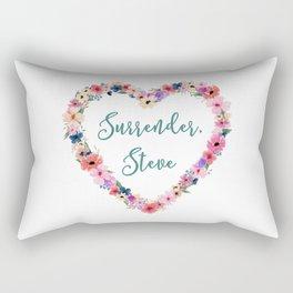 Steve - Surrender Rectangular Pillow