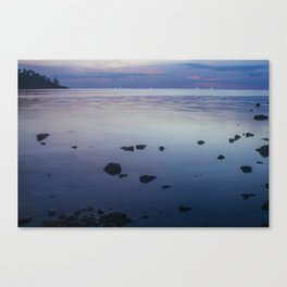 Sunset, Koh Phangan 02 Canvas Print