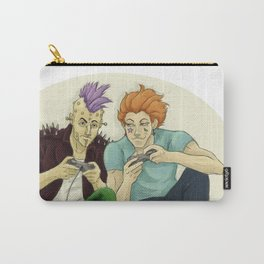 Two Killers and a Playstation Carry-All Pouch