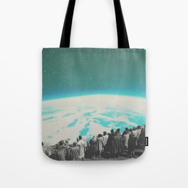 THE LAST GOODBYE Tote Bag
