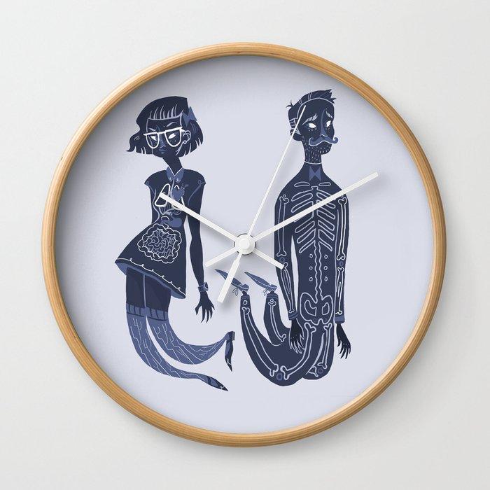 I think we work well Wall Clock