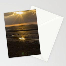 Storm over The Wash Stationery Cards